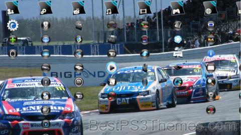 V8 Supercars 1.3 Theme