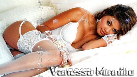 Vanessa Mannillo Creamy Theme