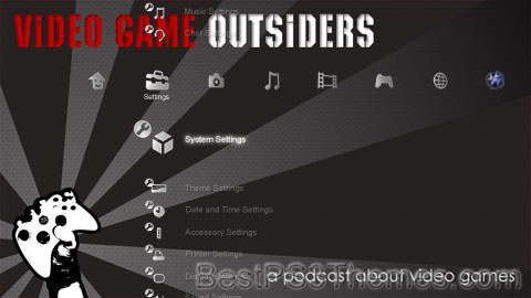 Video Game Outsiders 01 (Unofficial) Theme