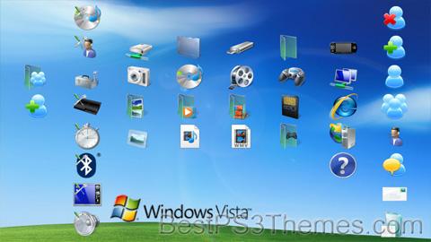 Windows Vista Theme 5