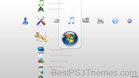 Vista Soft Theme