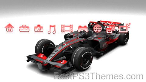 Vodafone Mclaren F1 Theme