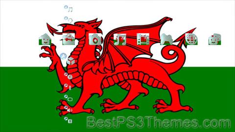 Wales SD Theme