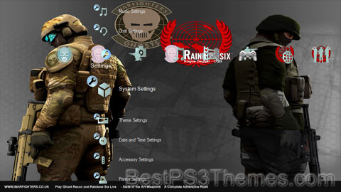 Warfighters Live Action Ghost Recon & Rainbow Six Theme