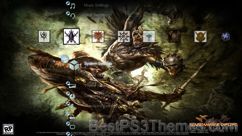 Warhammer Online: Age of Reckoning v1.2 Theme