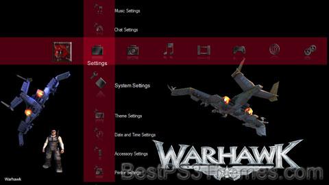 Warhawk Theme 3
