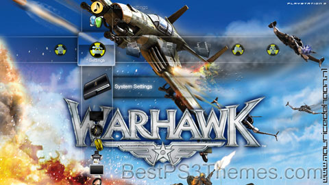 Warhawk and Haze Theme