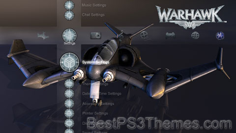 Warhawk Official Theme 2