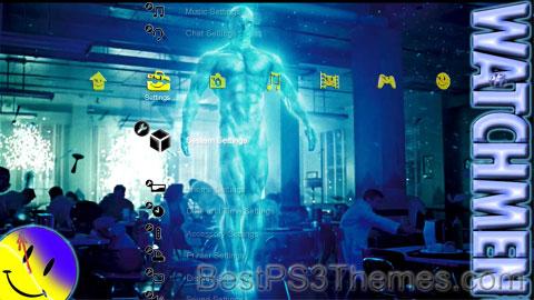 Watchmen 3 Theme