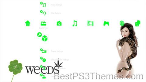 Weeds Theme
