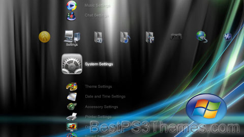 Windows Vista Theme 7