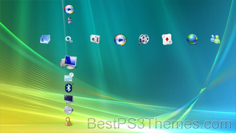 Windows Vista Theme