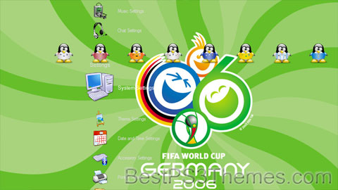 World Cup 2006 Theme