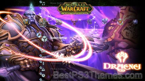 World of Warcraft Theme 2