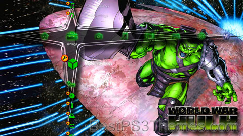World War Hulk Theme