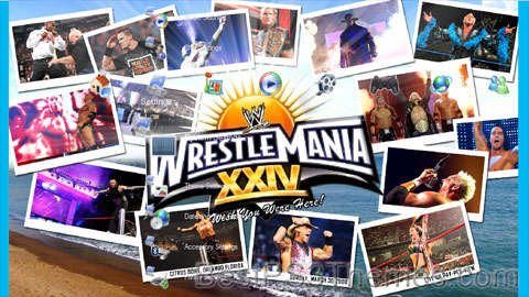 Wrestlemania XXIV Theme