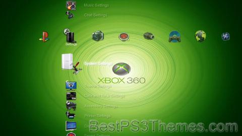 Xbox 360 Theme 4