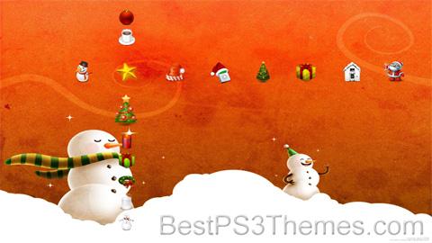 Christmas 2007 II Theme