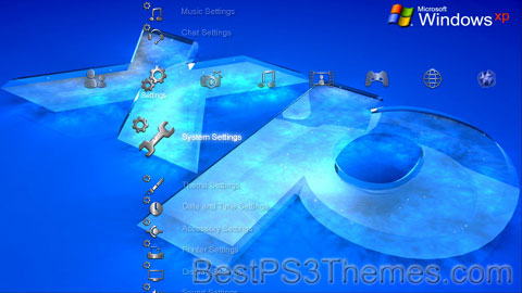 XPS3 Theme