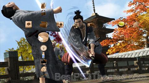 Yakuza 3 Theme