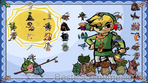 Zelda Wind Waker Theme