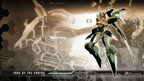 Zone of the Enders Theme